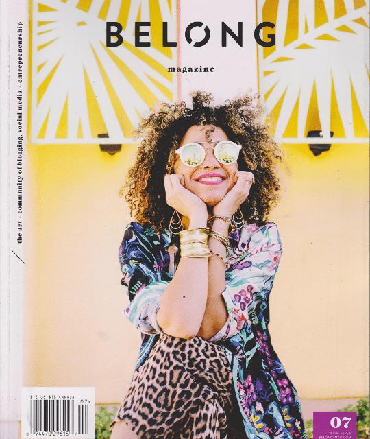 Belong Magazine Issue 07, 2017 5 Tools for Effortless Collaborations - Ari Krzyzek