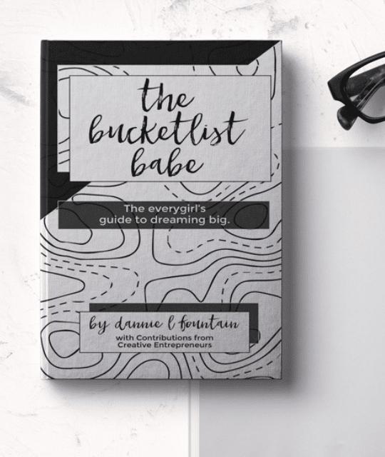 The Bucketlist Babe By Dannie Fountain, 2017 Featured Contributor - Ari Krzyzek