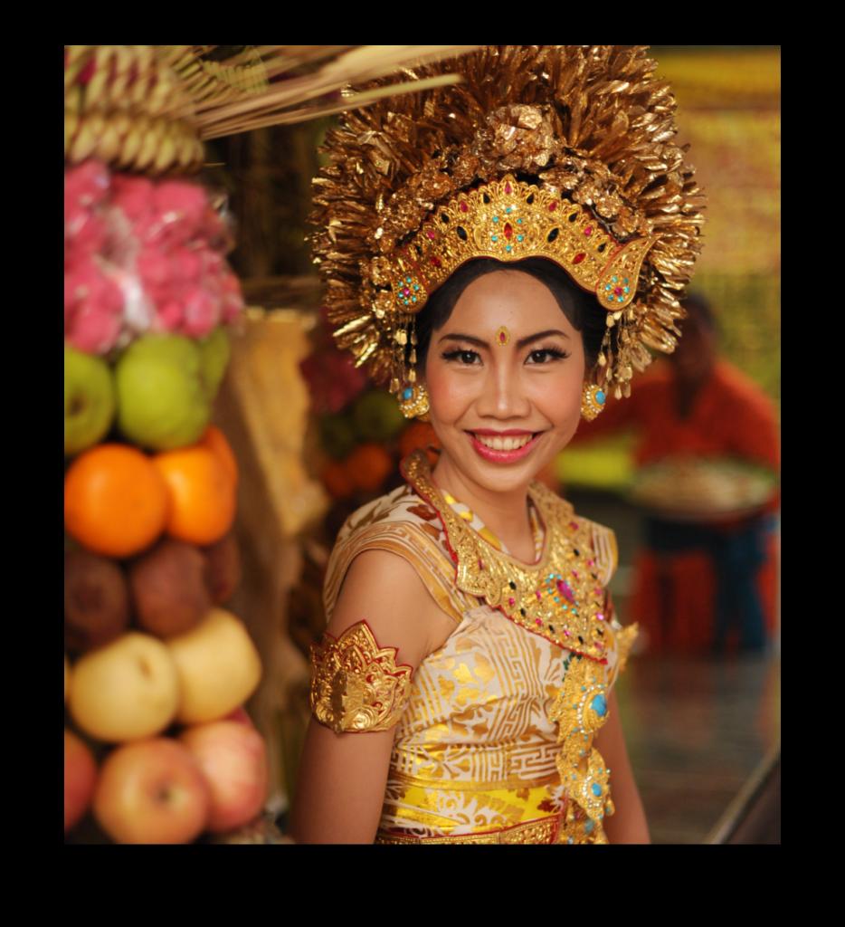 Ari Krzyzek Balinese Woman Entrepreneur