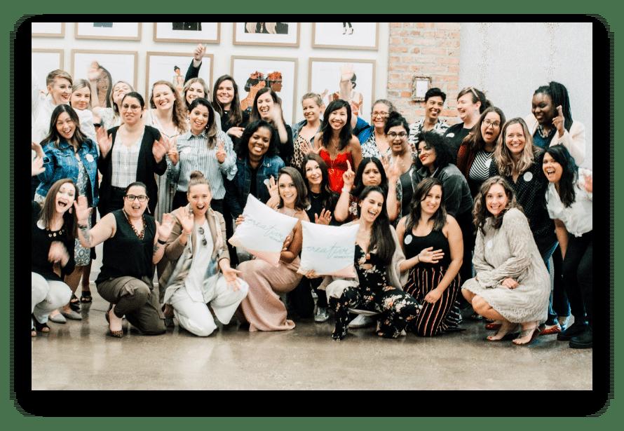 Ari Krzyzek Creative Women's Co.